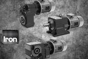 С 2015 года компания Transtecno запустила в производство мотор-редукторы серии IRON Tecno